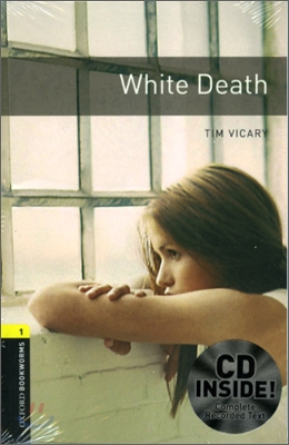 [NEW] Oxford Bookworms Library 1 White Death Pack (Book+CD) [영국식 발음]