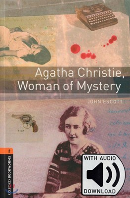 [NEW] Oxford Bookworms Library 2 Agatha Christie Woman of Mystery Pack (Book+CD) [영국식 발음]