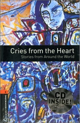 [NEW] Oxford Bookworms Library 2 Cries from the Heart Stories from Around the World Pack (Book+CD) [영국식 발음]