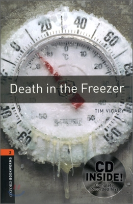 [NEW] Oxford Bookworms Library 2 Death in the Freezer Pack (Book+CD) [미국식 발음]