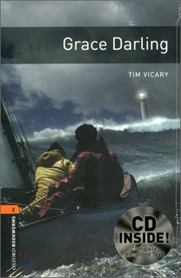 [NEW] Oxford Bookworms Library 2 Grace Darling Pack (Book+CD) [영국식 발음]