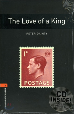 Oxford Bookworms Library 2 The Love of a King Pack (Book+CD) [영국식 발음]