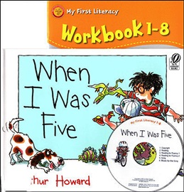 My First Literacy 1-08 When I Was Five (Paperback+ Activity Book+ CD)