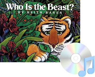 Pictory Step 1 Who Is the Beast? (Paperback+Audio CD)