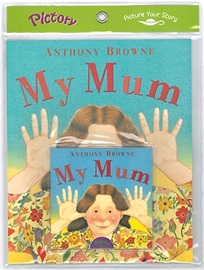 Pictory Step 1 My Mum (Paperback+Audio CD)