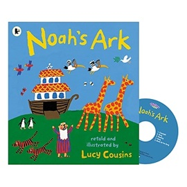 Pictory Step 1 Noah's Ark (Paperback+Audio CD)