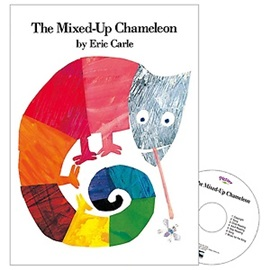 Pictory Step 2 Mixed-up Chameleon (Paperback+Audio CD)
