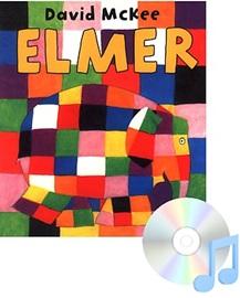 Pictory Step 2 Elmer (Paperback+Audio CD)