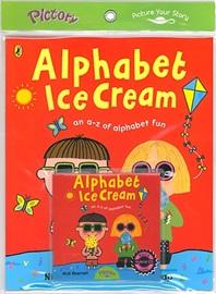 Pictory Pre-Schooler  Alphabet Ice Cream (Book+Audio CD)