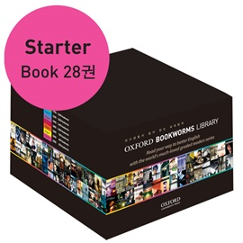 [NEW] Oxford Bookworms Library Starters Pack (28 Books) (3rd edition)