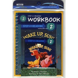 Step into Reading 2 Wake Up, Sun! (Book+CD+Workbook)
