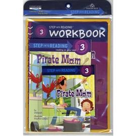 Step into Reading 3 Pirate Mom (Book+CD+Workbook)
