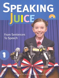 Speaking Juice 1 Student's Book with CD & Script & Answer key