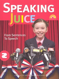 Speaking Juice 2 Student's Book with CD & Script & Answer key