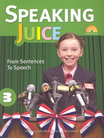 Speaking Juice 3 Student's Book with CD & Script & Answer key