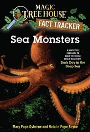 Magic Tree House Fact Tracker #17 Sea Monsters