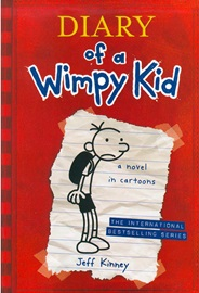 LB-Diary of a Wimpy Kid #1 (Paperback)