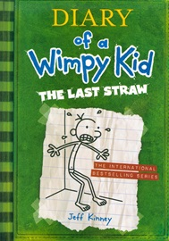 LB-Diary of a Wimpy Kid #3 : The Last Straw (Paperback)