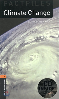 Oxford Bookworms Factfiles 2 Climate Change CD Pack