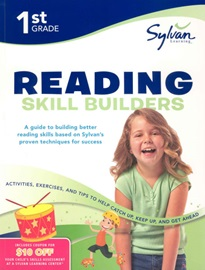 Sylvan Learning Grade 1 Reading SKill Builders