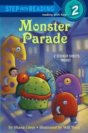 Step into Reading 2 Monster Parade