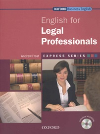 Express English for Legal Professionals Student's Book with Multi-Rom