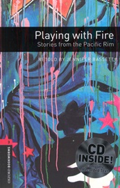 Oxford Bookworms Factfiles 3 Playing with Fire CD Pack