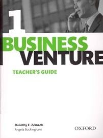[NEW] Business Venture 1 Teacher's Book [3rd Edition]