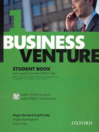 [NEW] Business Venture 1 Student's Book with Audio CD[3rd Edition]
