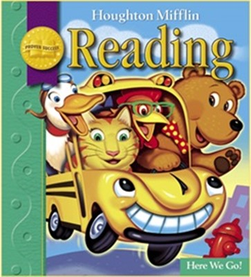 Houghton Mifflin Reading Grade 1.1 Student's Book Here We Go