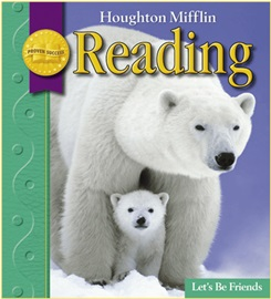 Houghton Mifflin Reading Grade 1.2 Student's Book Let's Be Friends