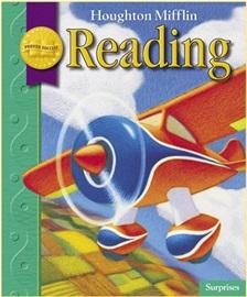 Houghton Mifflin Reading Grade 1.3 Student's Book Surprises