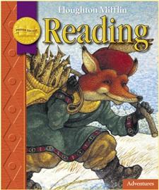 Houghton Mifflin Reading Grade 2.1 Student's Book Adventures