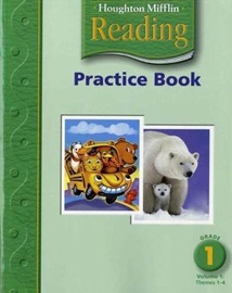 Houghton Mifflin Reading Grade 1.1~1.2 Practice Book Vol.1