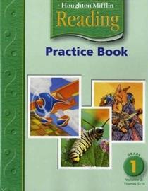 Houghton Mifflin Reading Grade 1.2 Practice Book