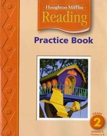 Houghton Mifflin Reading Grade 2.2 Practice Book