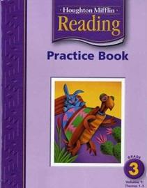 Houghton Mifflin Reading Grade 3.1 Practice Book