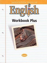 Houghton Mifflin English Grade 5 Workbook Plus