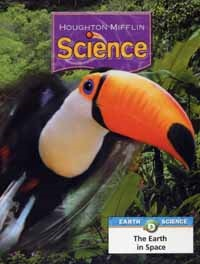 Houghton Mifflin Science Module Level 3 Unit D Student's Book