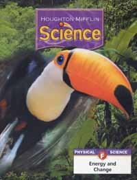 [스페셜오더]Houghton Mifflin Science Module Level 3 Unit F Student's Book