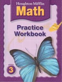 Houghton Mifflin Math Grade 3 Practice Book