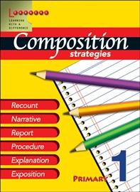 Composition Strategies Grade 1