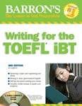 Barron's Writing for the TOEFL iBT with Audio CDs