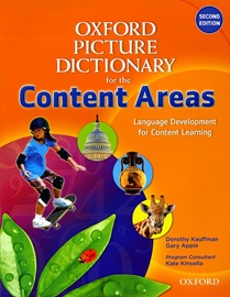 Oxford Picture Dictionary for the Content Areas Dictionary (Mono) [2nd Edition]