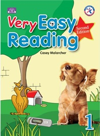 Very Easy Reading 1 Student Book with CD (2nd Edition)