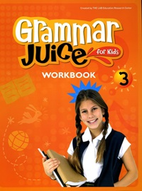 Grammar Juice for Kids 3 Workbook