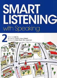 Smart Listening 2 Student's Book with CD