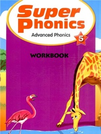 Super Phonics 5 Wokrbook (Advanced Phonics) [2nd Edition]