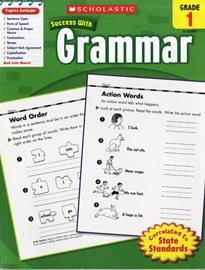Success With Grammar Grade 1 (W/B) New