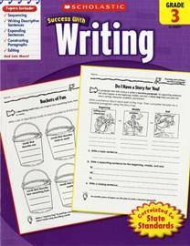 [행사]Success With Writing Grade 3 (W/B) New